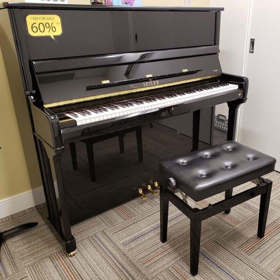 Pre-Owned Pianos | Showcase Pianos
